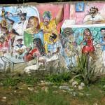 Street Art near Recife
