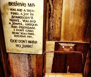 God don't make no junk.